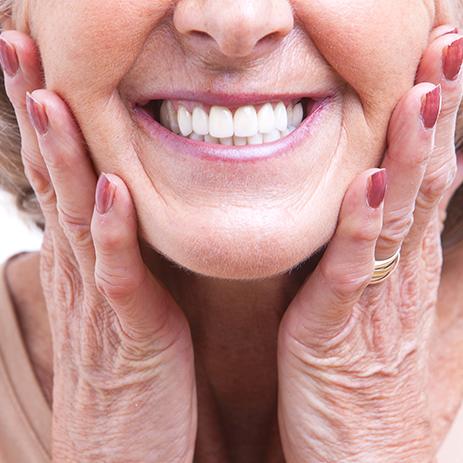 dentures, implants, bridge